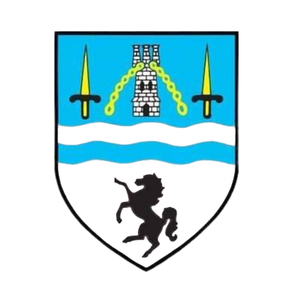 Ballinasloe RFC Logo - Transparent 2