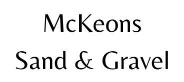 McKeons Sand & Gravel - Ballinasloe
