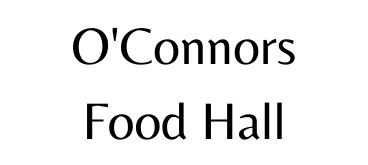 O'Connors Food Hall